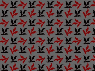Xar015, a pleasant, modern furnishing fabric pattern