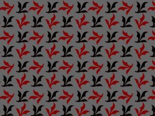 Xar015, a pleasant, modern furnishing fabric pattern