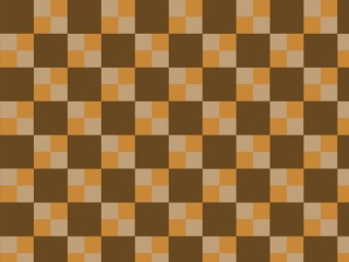 A useful pattern of squares