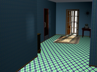 daz hallway ff079