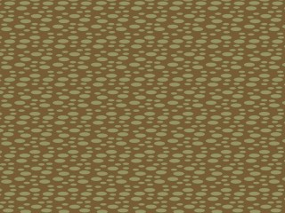 Carpet pattern for a main room inspired by mid-century designs
