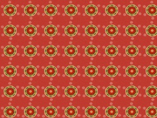 A lovely early 1950s inspired fabric