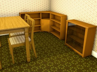 1956 furniture