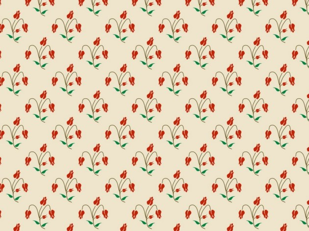 midcentury inspired pattern