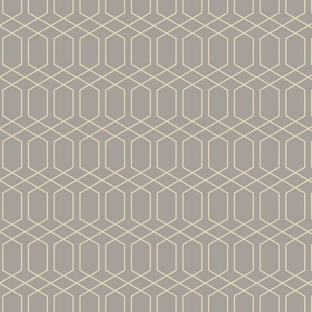 mid-century inspired fabric design