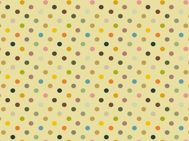midcentury inspired fabric pattern