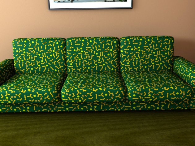 Green Fabric Design