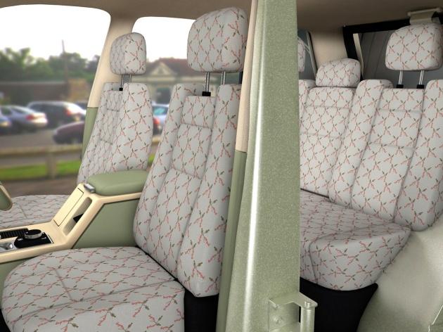 Transport seating