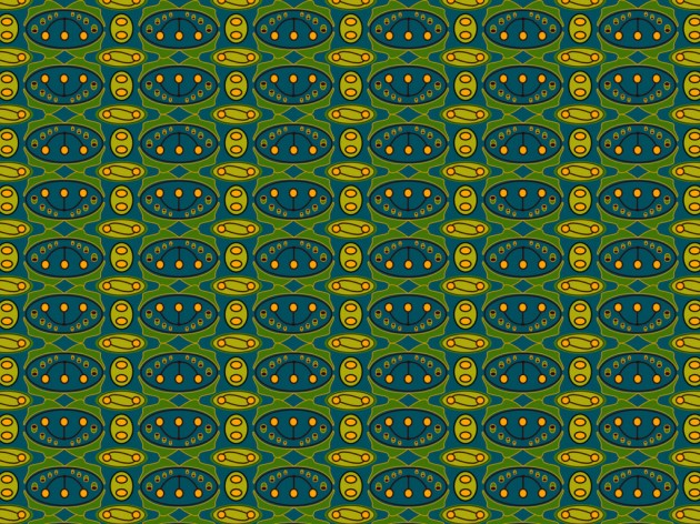 Late 1960s British pattern